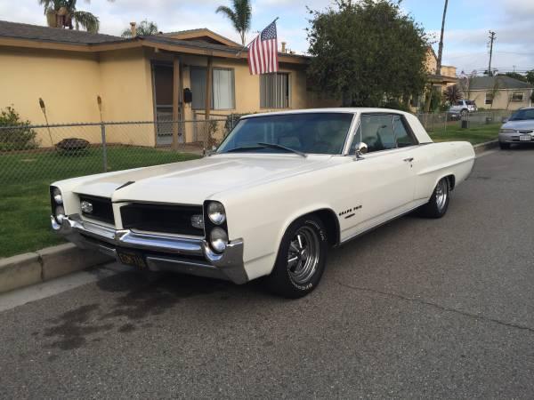 1964 pontiac grand prix 455ho for sale buy american muscle car. Black Bedroom Furniture Sets. Home Design Ideas