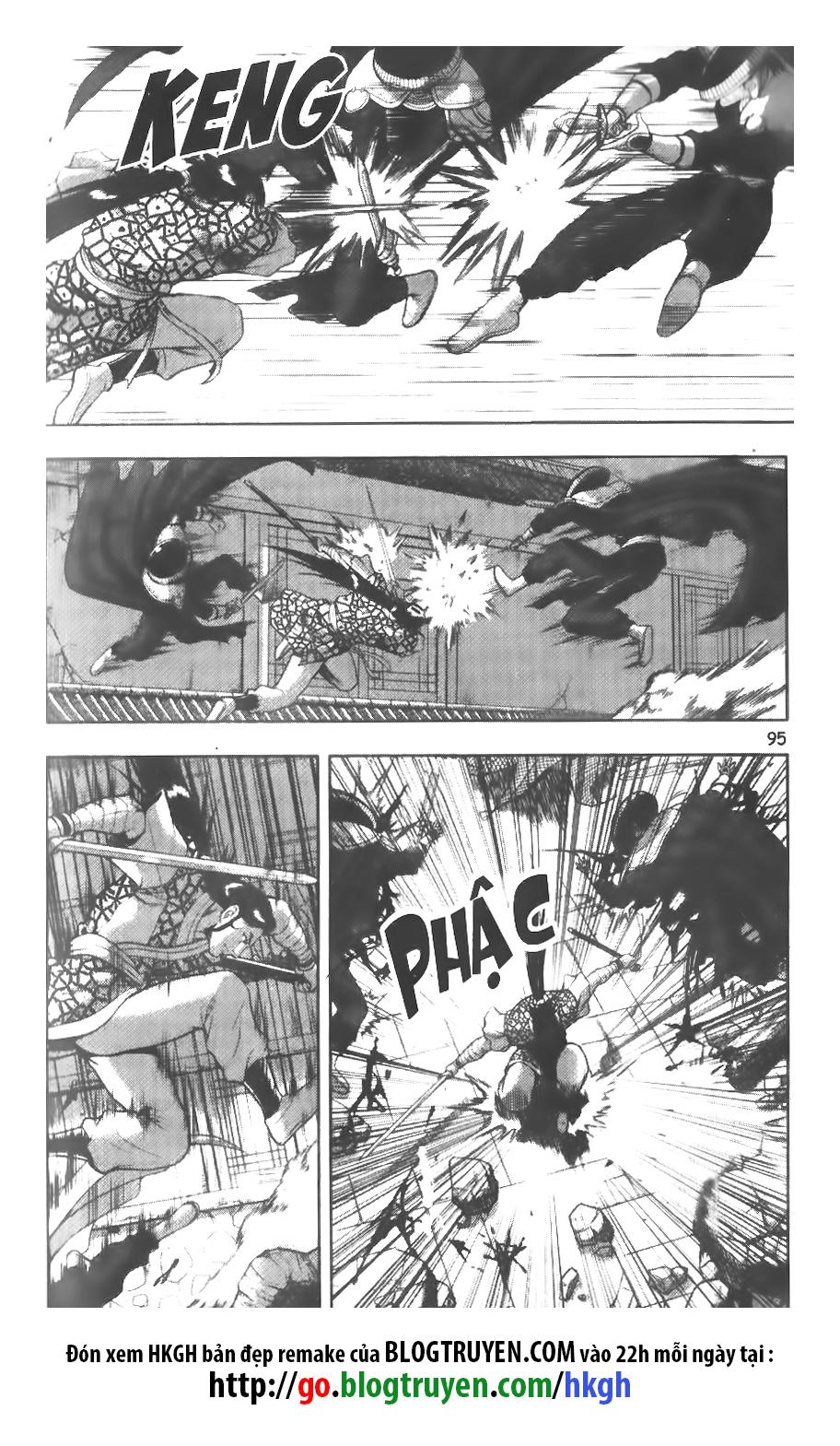 Hiệp Khách Giang Hồ chap 336 Trang 8 - Mangak.info