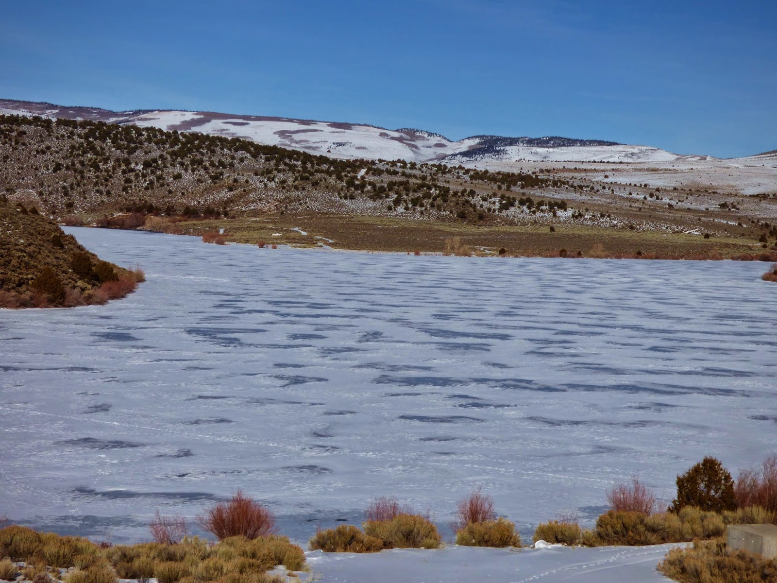 Southern utah fly fishing quiet fly fisher guide service for Utah ice fishing report