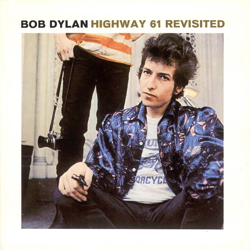 Bob Dylan - Highway 61 Revisited album cover