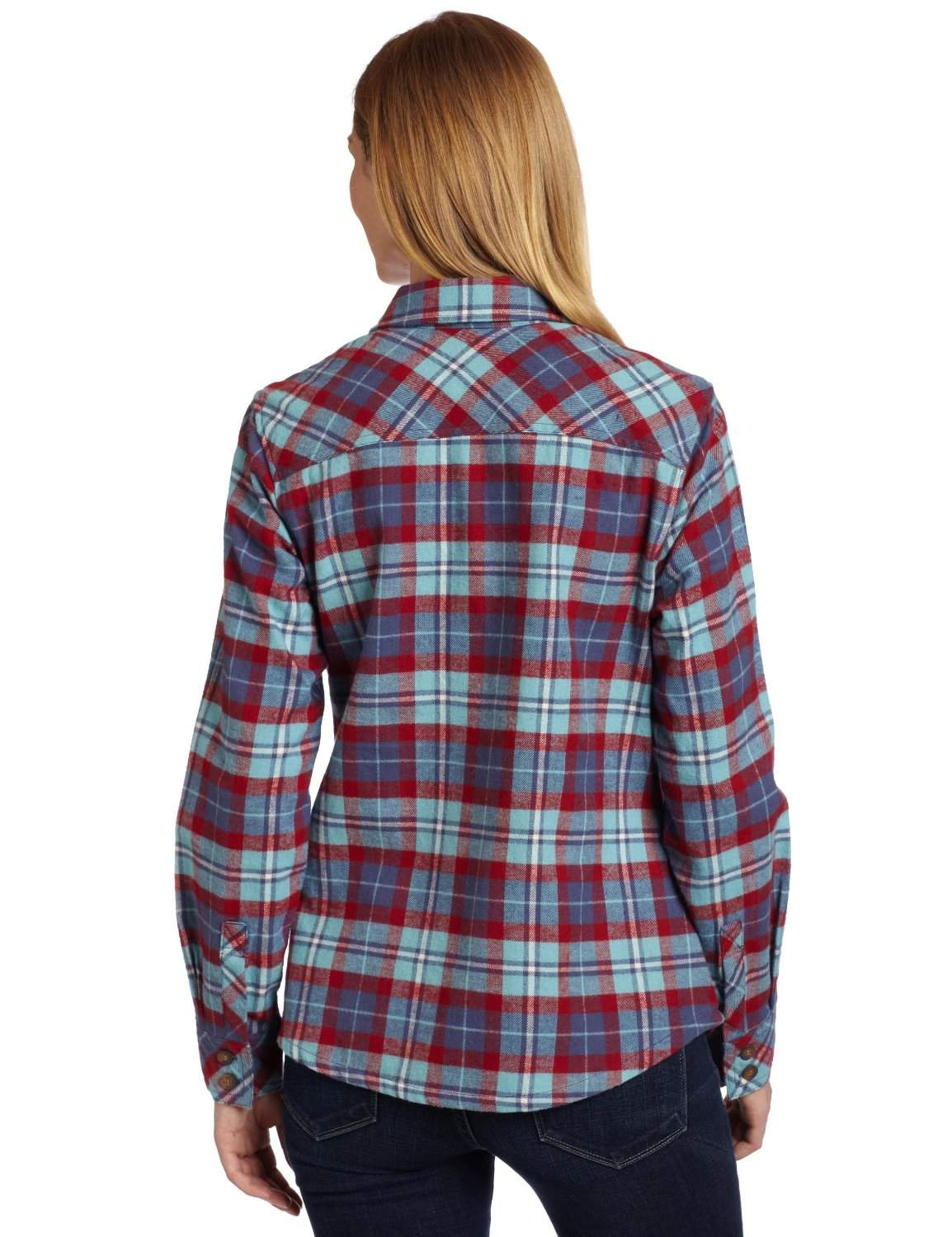 Womens flannel shirts 2012 03 11 for What are flannel shirts made of