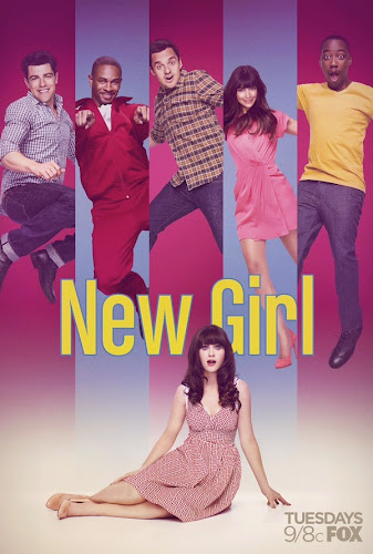 New Girl Temporada 4 (HDTV 720p Ingles Subtitulada) (2014)