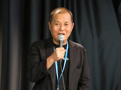 掛尾良夫氏