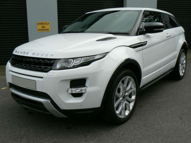 land rover range rover evoque dynamic sd4. Black Bedroom Furniture Sets. Home Design Ideas