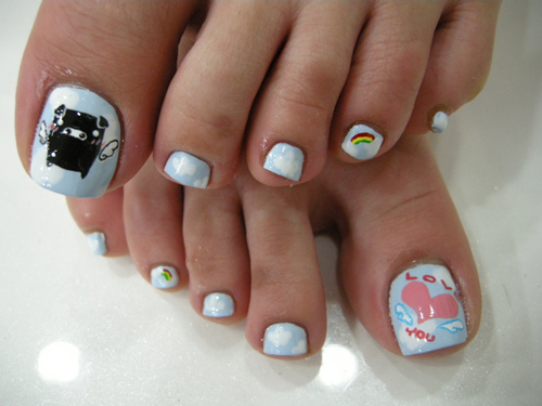 Cute Nail Designs For Spring Break Nails Gallery