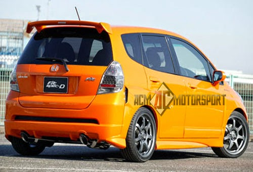 Modifikasi Honda Jazz Fit, Mugen Terbaru