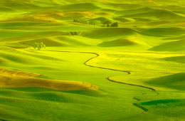 viajando por los Estados Unidos, sus paisajes, sus campos, sus maravillas
