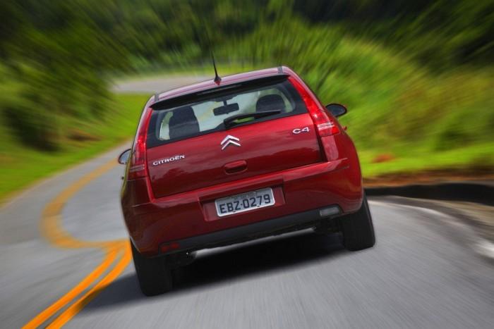 car i Citroën C4 2013