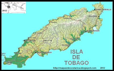Isla TOBAGO, TRINIDAD Y TOBAGO