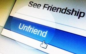 tips agar pertemanan tidak dihapus oleh sahabat facebook ( unfriend )