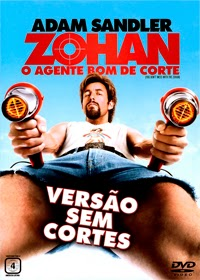 Zohan: O Agente Bom de Corte Dublado
