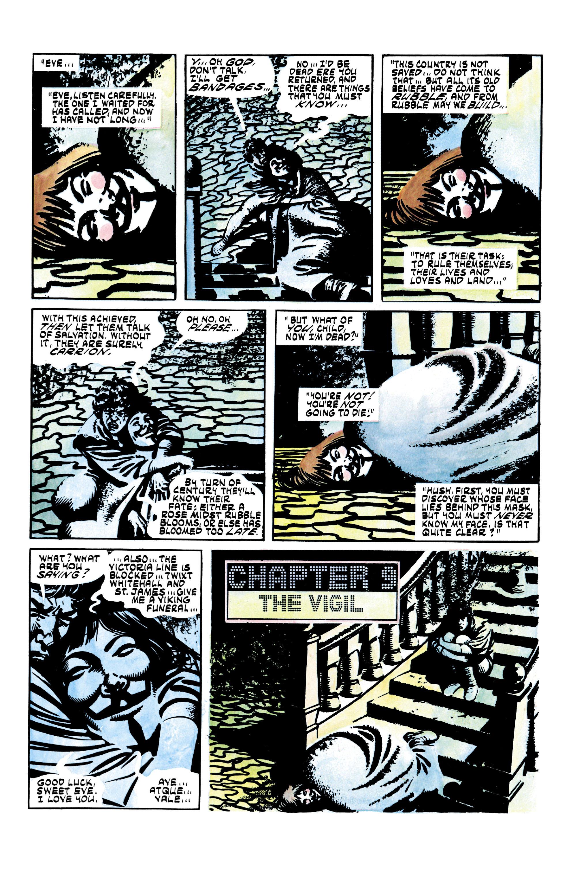 V for Vendetta chap 10 pic 9