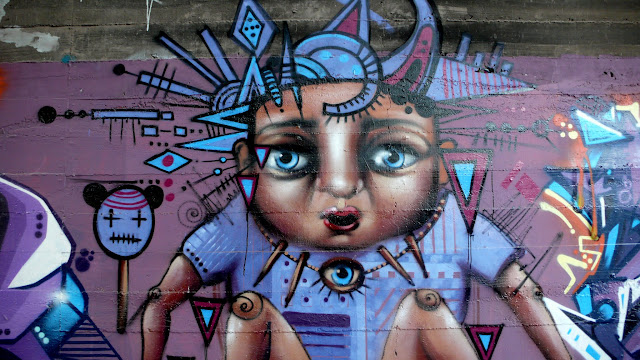 cubdos street art santiago de chile quinta normal arte callejero