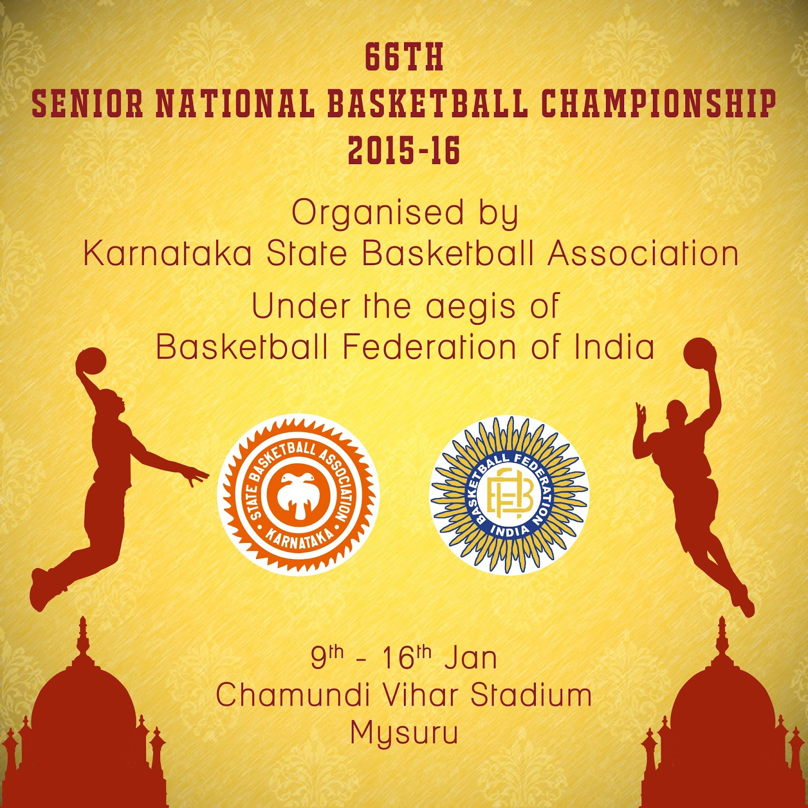 Hoopistani indias national basketball championship to tip off in hoopistani stopboris Gallery