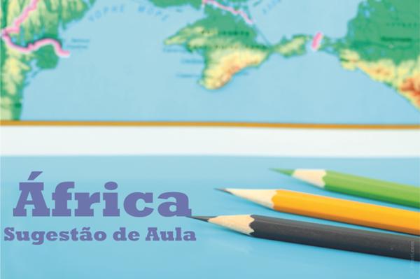 Plano de aula sobre a África