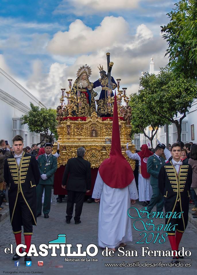 CARTEL EL CASTILLO DE SAN FERNANDO - 2018