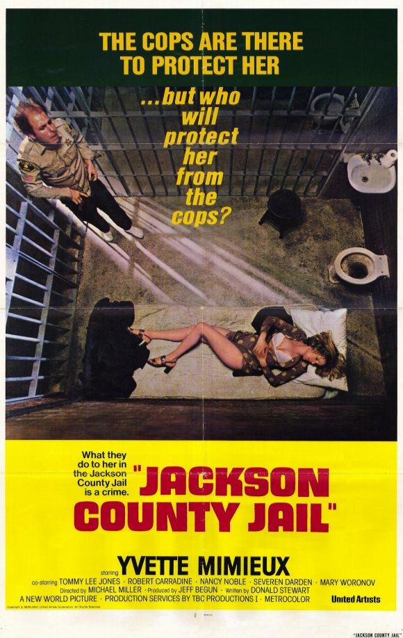 Every 70s Movie: Jackson County Jail (1976)