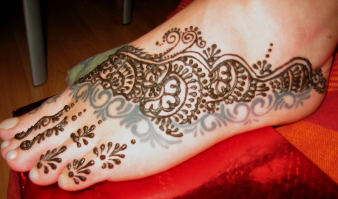 Feet Mehndi Design Pic : Mehndi designs for feet que la historia me juzgue