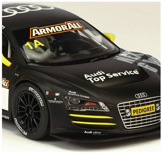 ManicSlots' Slot Cars And Scenery: NEWS: Scalextric Audi