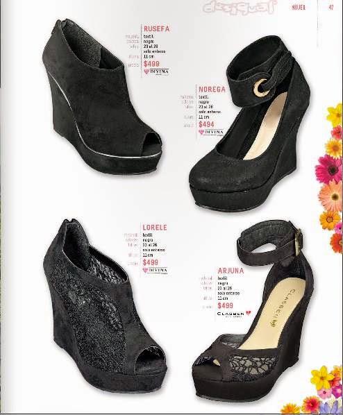 Zapatos negros para PV 2015 Desigual