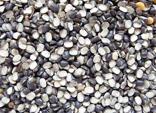 Split Black Beans