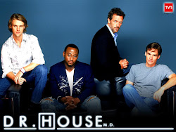 Dr. House, de David Shore, con Hugh Laurie