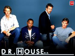 Dr. House, de David Shore, con Hugh Laurie