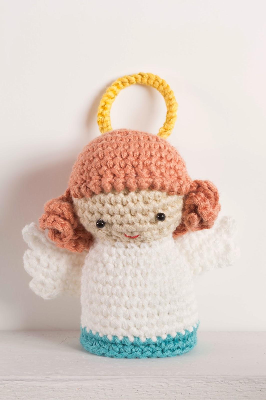 Kit Amigurumi Navidad : El blog de Dmc: Nuevo kit de amigurumi navideno: el belen