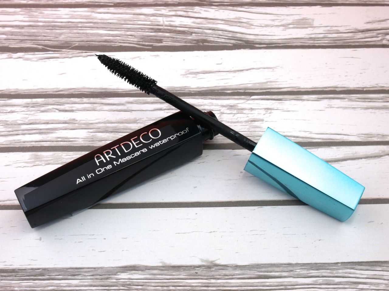 "Artdeco All in One Waterproof Mascara in ""No. 71 Black"":"