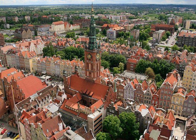 أفضل الأماكن السياحية في بولندا