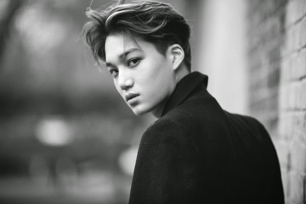 EXO's Kai concept image from the EXODUS album