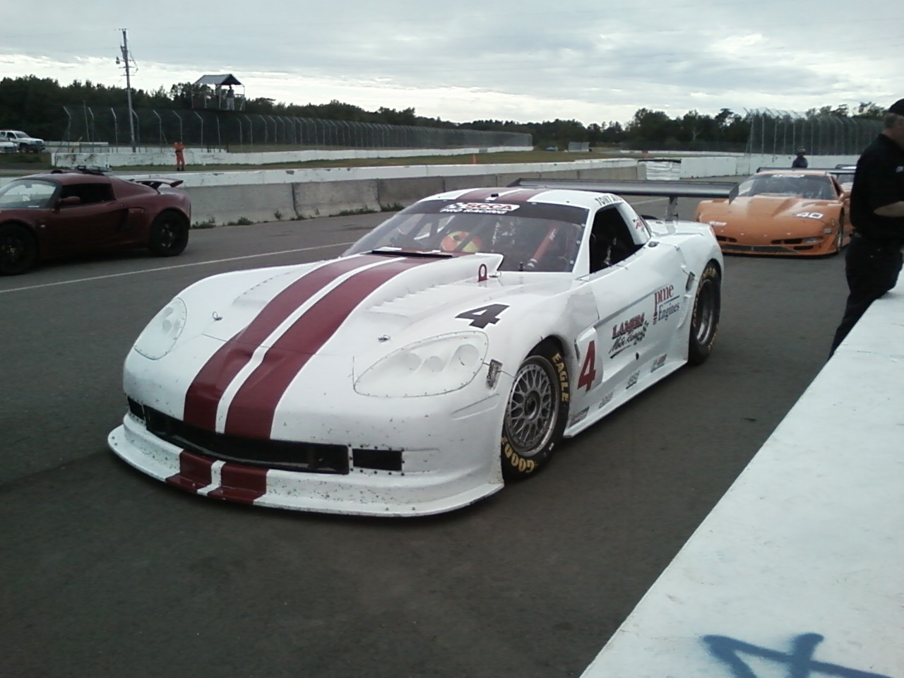 Speed Talk on 1360  Trans Am Brainerd weekend