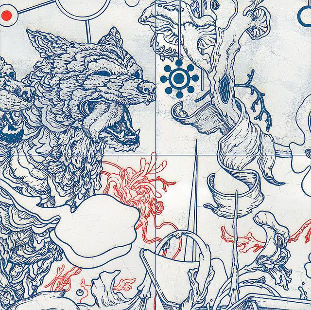 free online art - pen art illustrations - art