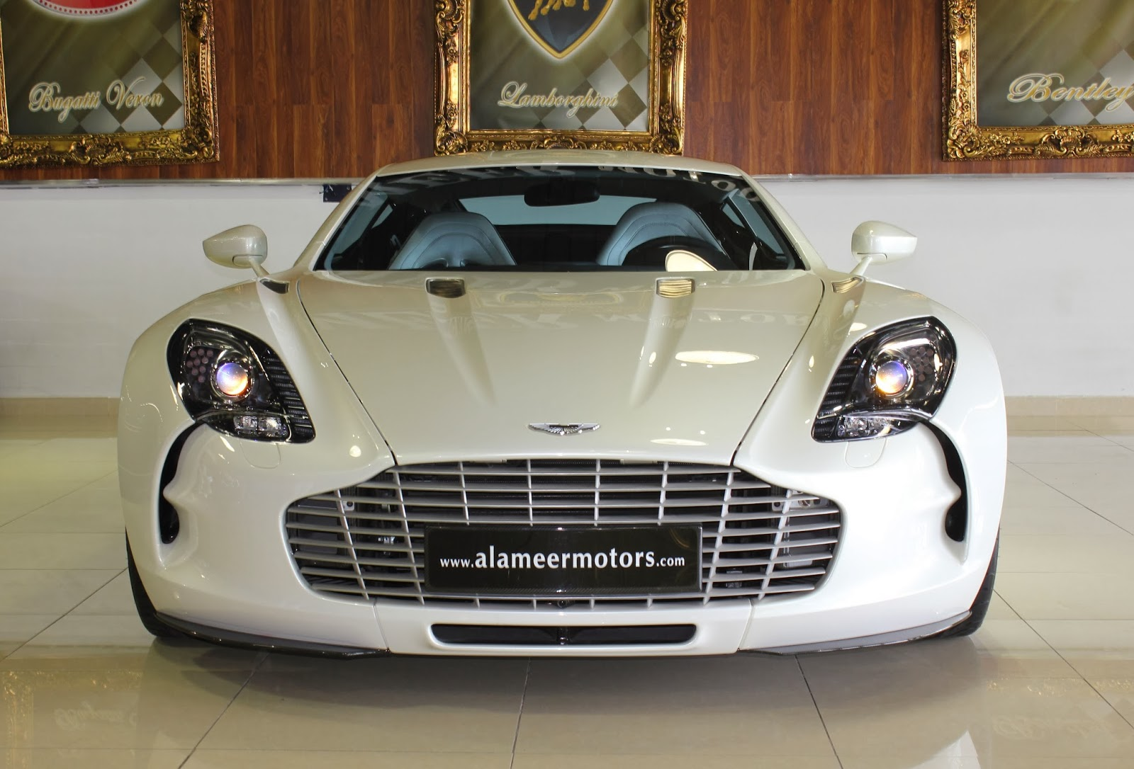 Brand New Aston Martin One77 for Sale  ebeastscom