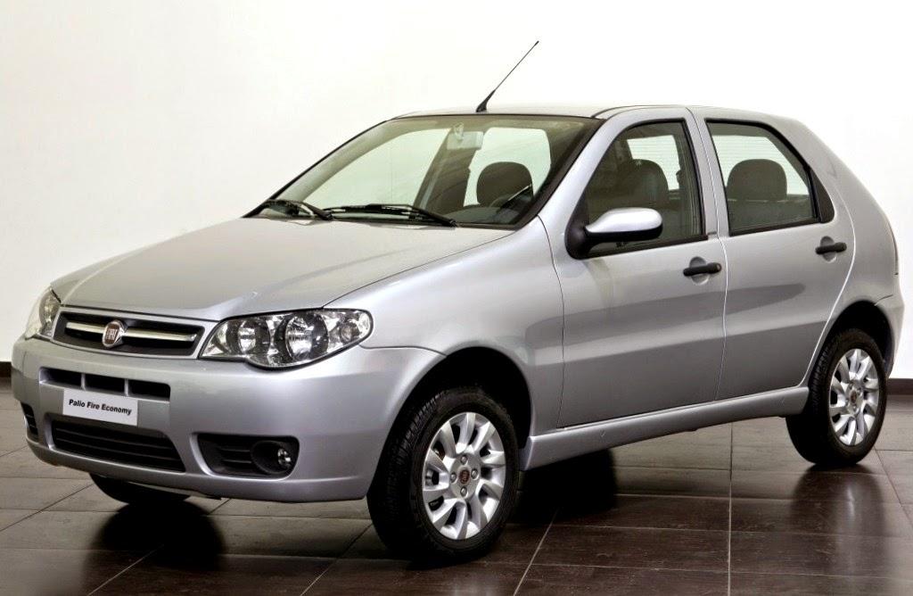 Novo Fiat Palio fotos