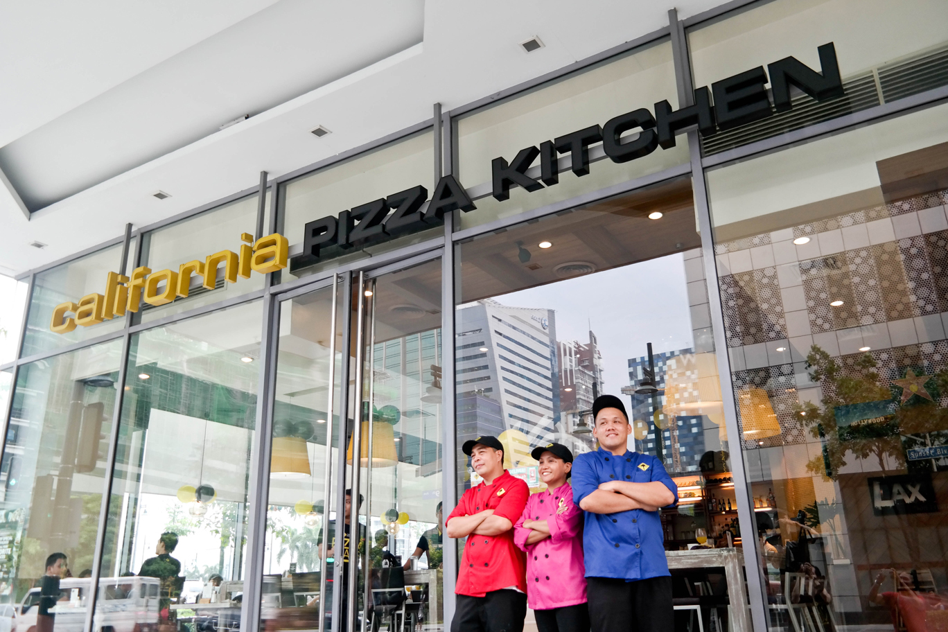 California Pizza Kitchen Franchise Makati