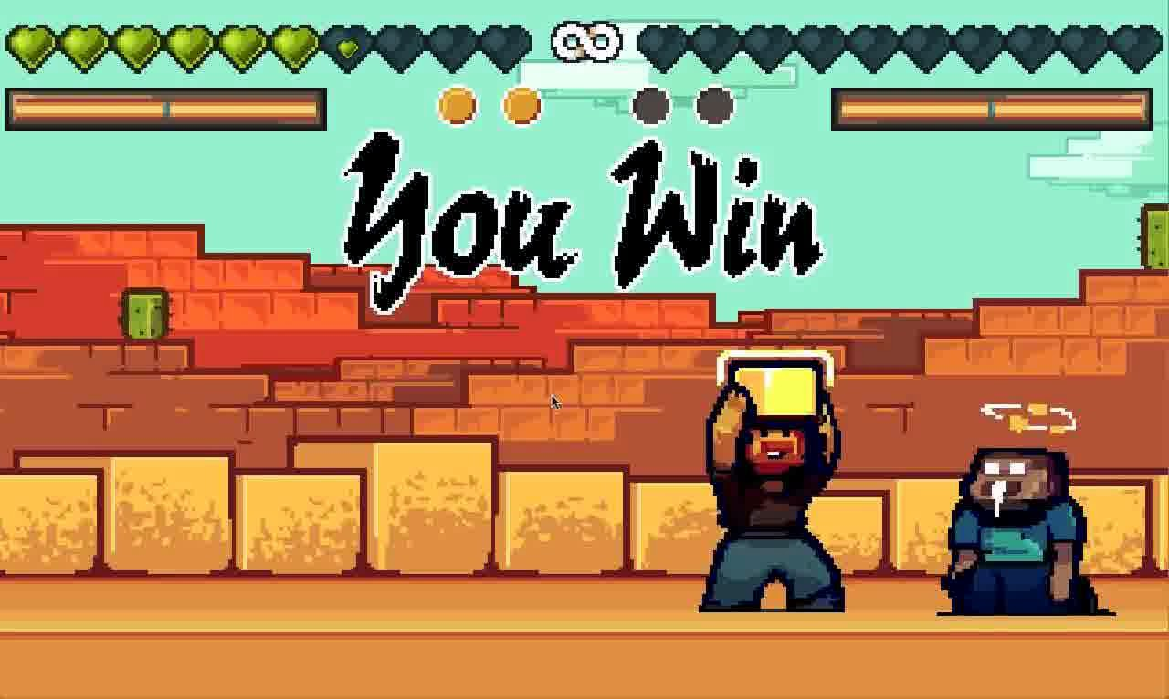 Download Game Craft Fighter