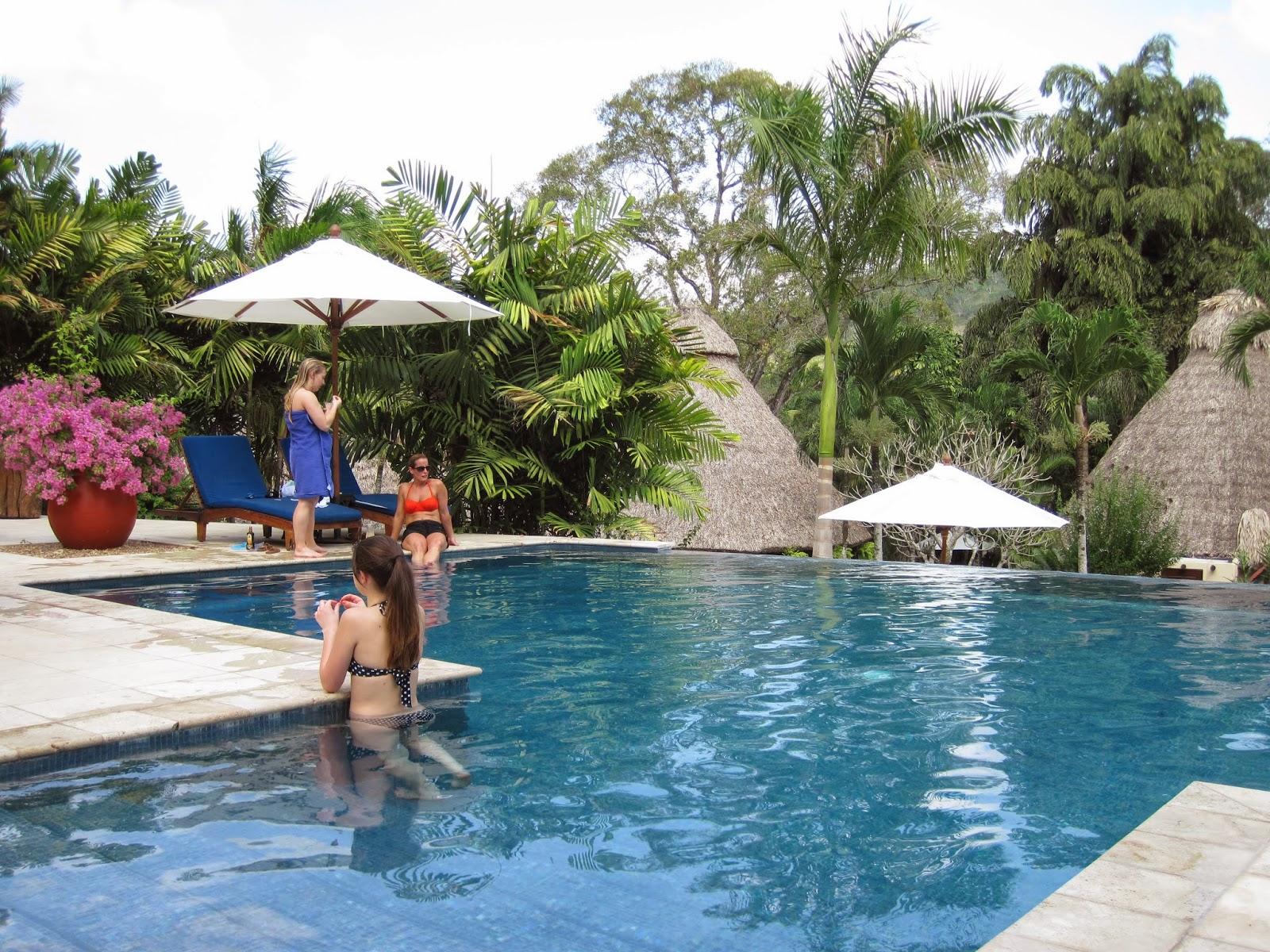 Best resort in belize with teens