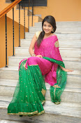 Priyanka Gorgeous Photos in Saree-thumbnail-4