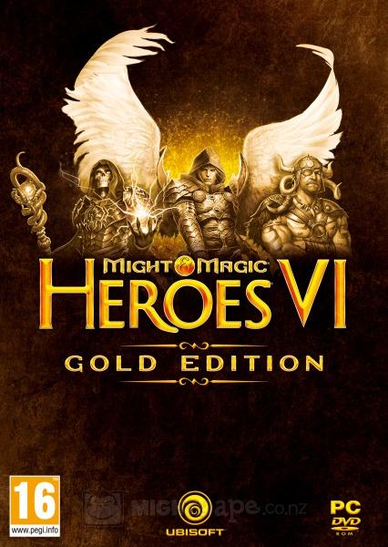 Might and Magic Heroes VI Gold Edition PC CRACK SKIDROW DOWNLOAD