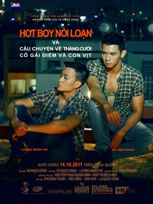 Hot Boy Nổi Loạn|phim Chiếu Rạp Việt Nam - Lost In Paradise - 2011