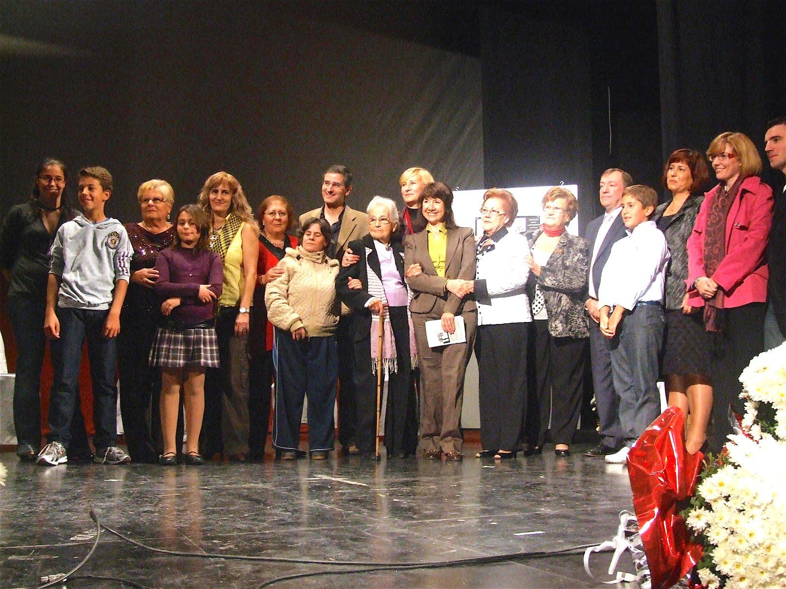 Entrega de Premios 2009