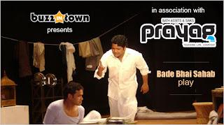 Bade Bhai Sahab – Play at fraser suites