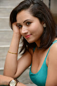 Actress Preeti Rana Hot photos at Citizen Audio launch-thumbnail-14