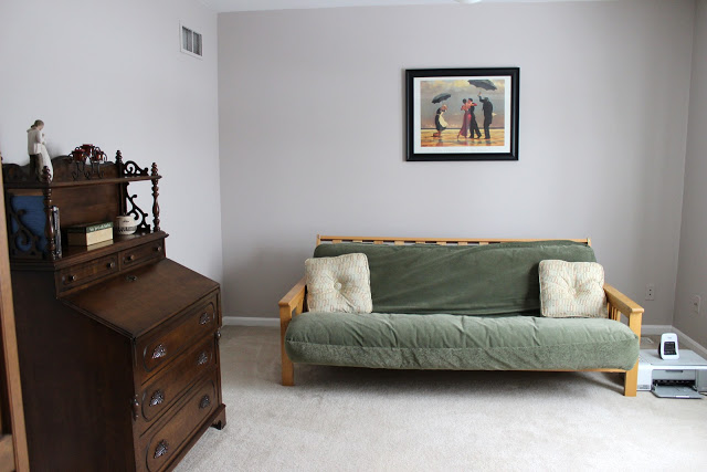 "You Have Got To See The ""After"" Pics of This Simple Futon Facelift!"