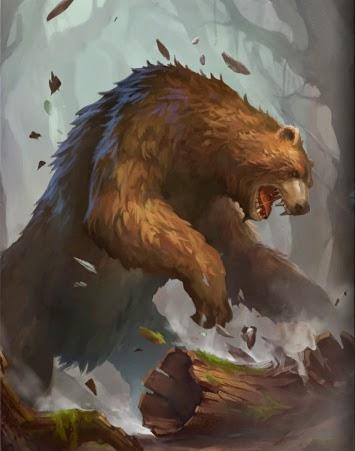 [Animal] Animais Atroz [I] Dire_Bear