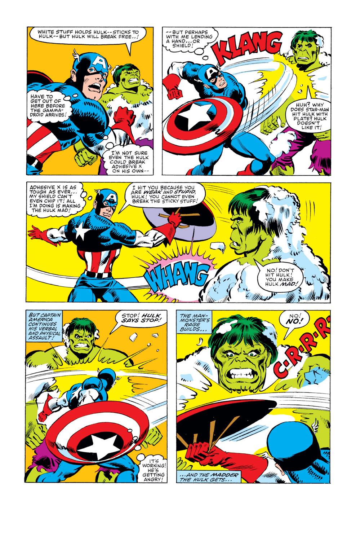 Captain America (1968) Issue #257 #172 - English 11