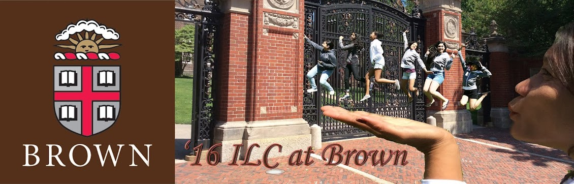 '16 ILC at Brown