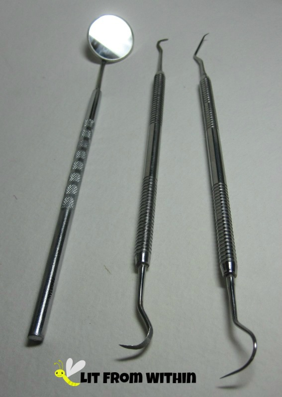 Dental Tartar Scraper and Remover Set By Majestic Bombay