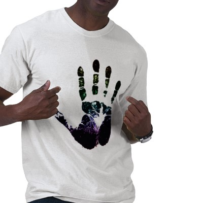 T Shirt Printing Advertise With Printed T Shirt And Feel